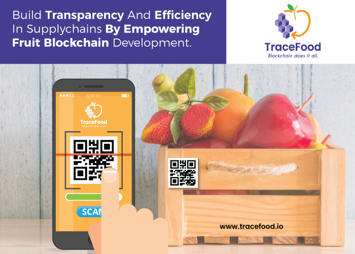 Blockchain in fruit Supply Chain