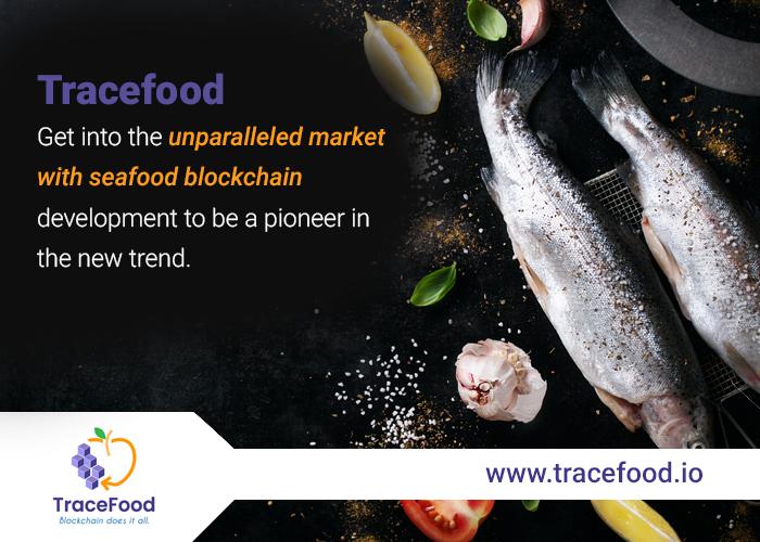 Seafood supplychain blockchain