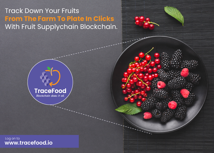 Fruit supplychain blockchain