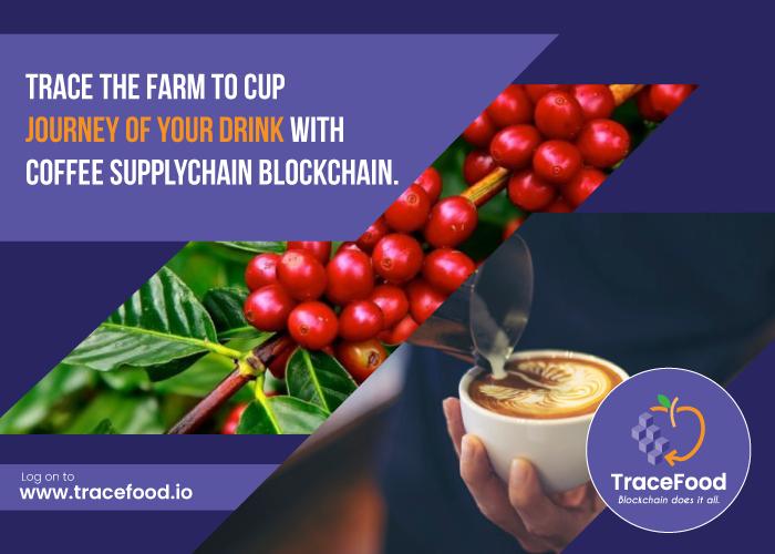 Coffee supplychain Blockchain