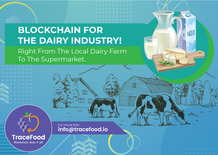 Blockchain for the Dairy Industry