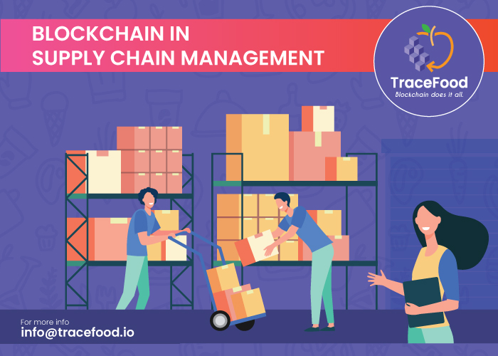 Blockchain in supplychain