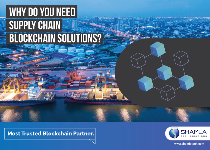supply chain blockchain